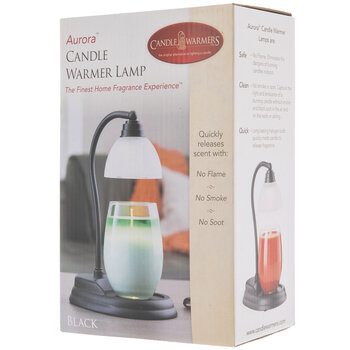 Signature Aurora Lamp Candle Warmer