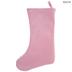 Pink My 1st Christmas 2020 Frame Stocking