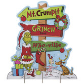 The Grinch Table Decor
