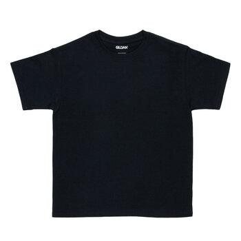Black Youth T-Shirt - Extra Small