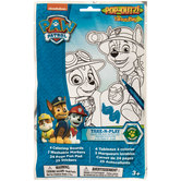 Paw Patrol Take-N-Play Kit