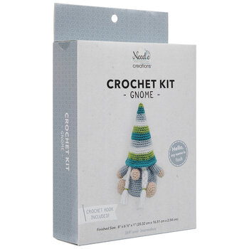 Gnome Crochet Kit