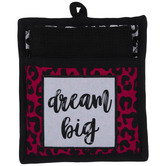 Dream Big Oven Mitt & Kitchen Towel