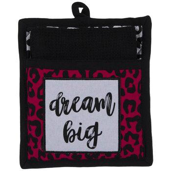 Dream Big Oven Mitt & Kitchen Towel