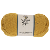 Mustard Yarn Bee Breathe Deep Yarn