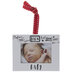 Jeremiah 1:5 Baby Frame Ornament