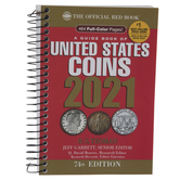 The Official 2021 Red Book Of United States Coins