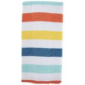 Multi-Color Striped Kitchen Towel