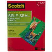 Scotch Self-Seal Laminating Sheets