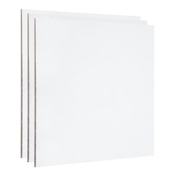 """Square Magnetic Blank Canvas Set - 6"""" x 6"""""""