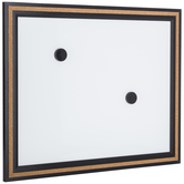 """Magnetic Dry Erase Combo Board - 18"""" x 22"""""""