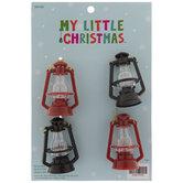 Mini Lantern Ornaments