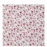Winter Characters Gift Wrap