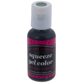Forest Green Squeeze Gel Color - 20 Gram