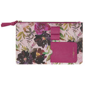 Happy Planner Watercolor Floral Pouch