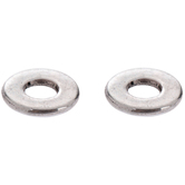 Metal Washer Beads - 7mm