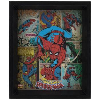 Spider-Man Lenticular Wood Wall Decor