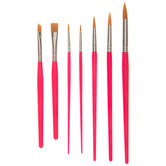 Decorator Brushes - 7 Piece Set