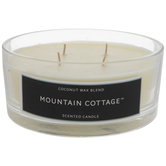 Mountain Cottage Jar Candle
