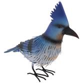 Metal Blue Jay