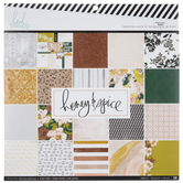 "Honey & Spice Paper Pack - 12"" x 12"""