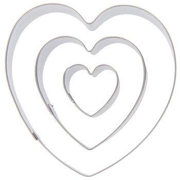 Mini Heart Cutters