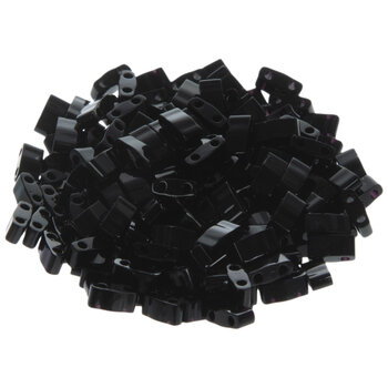 Miyuki Half Tila Beads - 2.3mm x 5mm