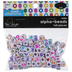 Bright Alphabet Beads