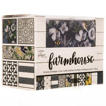 Farmhouse Box Of Cards