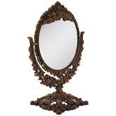 Bronze Antique Mirror