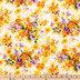 Floral Bouquet Cotton Calico Fabric