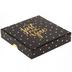 Black & Gold Polka Dot Just For You Gift Box