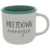 Meltdown Manager Mug