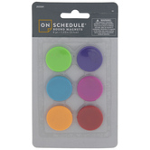Multi-Color Round Magnets