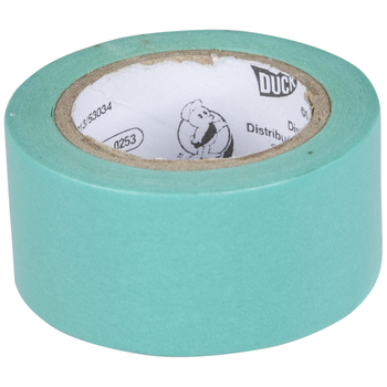 Turquoise Duck Brand Washi Tape