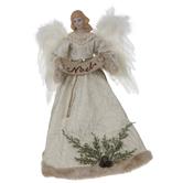 Ivory Noel Angel Tree Topper