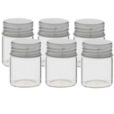 Glass Paint Jars