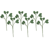 Boxwood Berry Sprig Embellishments