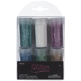 Metallic Assorted Ultra Fine Glitter