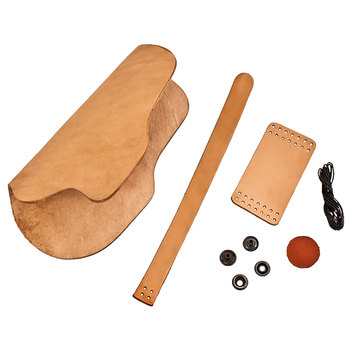 """Point Blank Leather Holster Kit - 5"""""""