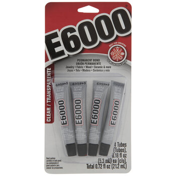 E6000 Industrial Strength Adhesives