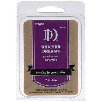 Unicorn Dreams Fragrance Cubes