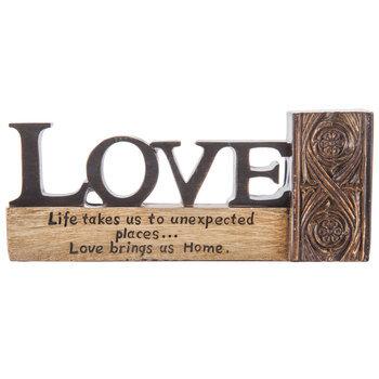 Love Brings Us Home Decor
