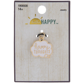 Happy Thoughts Cloud Charm