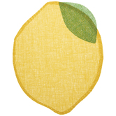 Lemon Woven Placemat