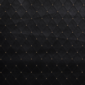 Black Fashion Diamonds Fabric