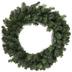 Light Up Canadian Pine Wreath - 22