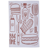 BBQ Time Kitchen Towel
