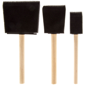 Foam Brushes - 15 Piece Set