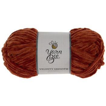 Pumpkin Yarn Bee Velvety Smooth Yarn